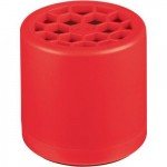 808 Thump Portable Bluetooth Red Speaker