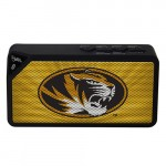 Mizzou Oval Tiger Head AudioSpice BX-100 Bluetooth Speaker