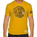 Mizzou Classic Collection Retro Gold T-Shirt