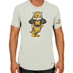 Mizzou Classic Collection Off-White Retro T-Shirt