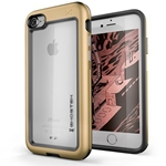 Ghostek Atomic Slim Rugged Heavy Duty Case for iPhone 8 & iPhone 7 - Gold