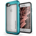 Ghostek Atomic Slim Rugged Heavy Duty Case for iPhone 8 & iPhone 7 - Teal