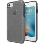 Skech Matrix ShockProof Protective Clear Glitter Case for iPhone 7 (6/6s compatible) - Night Sparkle