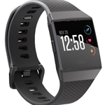 Fitbit Ionic Fitness Watch (Charcoal/Smoke Gray)