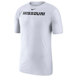 Missouri Nike&reg White Athletic T-Shirt