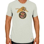 Mizzou Classic Collection Official Seal Off White T-Shirt
