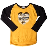 Mizzou Tigers Kids' Black & Gold Shirt