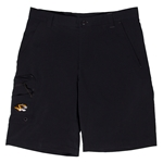 Mizzou Columbia PFG Tiger Head Black Tackle Shorts