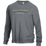 Mizzou Tigers Grey Sweatshirt