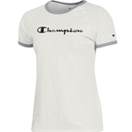 Champion Grey Ringer T-Shirt
