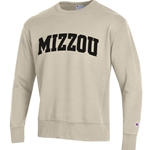 Mizzou Champion Off White Sweatshirt
