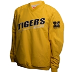 Mizzou Tigers Missouri Gold Wind Breaker Jacket