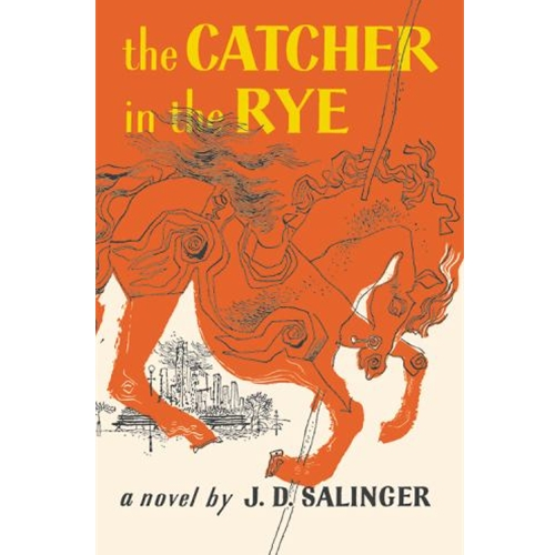 a personal opinion on jd salingers the catcher in the rye Opinion green rankings jd salinger's influence by sarah ball the 16-year-old protagonist of jd salinger's the catcher in the rye was a world-weary and.