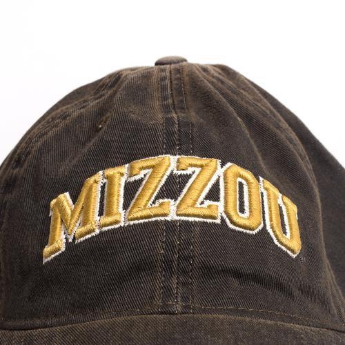 The Mizzou Store - Mizzou Vintage Black Adjustable Hat 44247941d928
