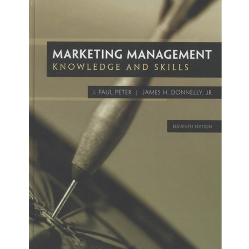 marketing managment solutions for chapter 2 q1 Marketing management i from university of illinois at urbana-champaign  and finding solutions to critical societal needs  marketing management ii.