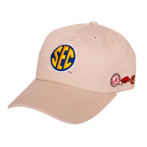 Mizzou SEC Conference Teams Off-White Hat