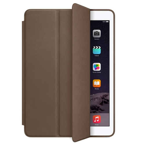 iPad Air 2 Olive Brown Smart Case
