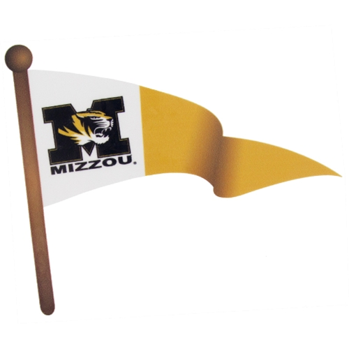 Mizzou Pennant Decal