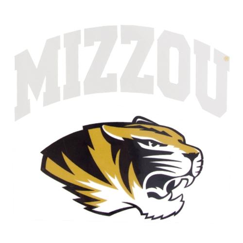 b0826c587 The Mizzou Store - Mizzou Tiger Head Decal