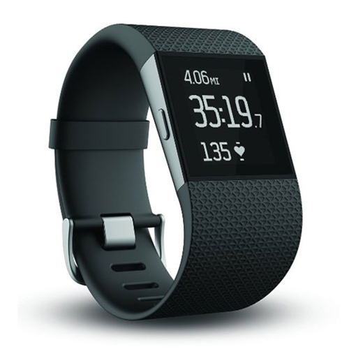 Fitbit Small Black Surge
