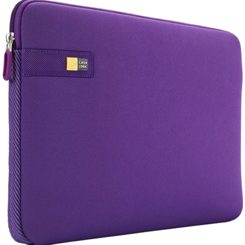 "Case Logic Purple 13"" Laptop Sleeve"