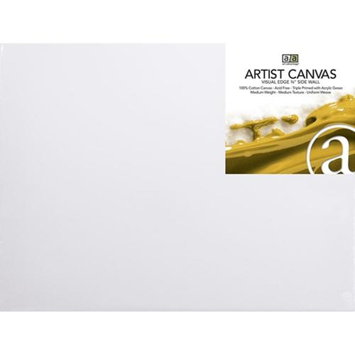 "Art Advantage 11"" x 14"" Artist Canvas"