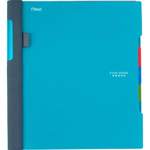 Five Star Advance Wirebound College Ruled 3 Subject Notebook 1 5 Inch