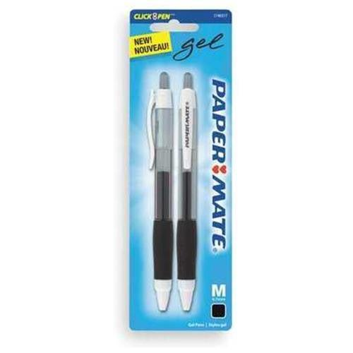 Paper Mate Retractable Gel Pens 2-Pack