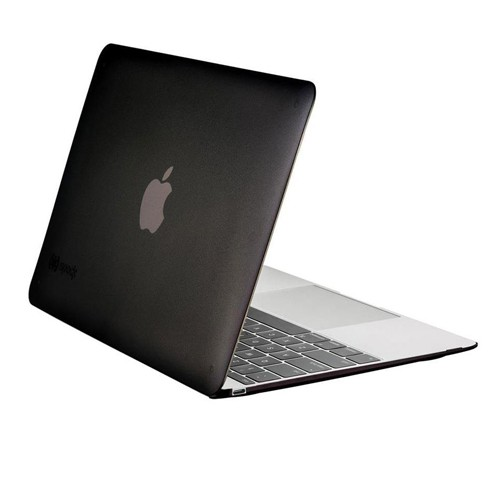 Speck Matte Black SeeThru Case for Apple MacBook 12""
