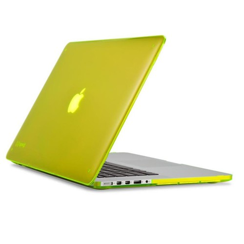 "Speck Lightning Yellow SeeThru Case for Apple MacBook Pro 15.4"" with Retina Display"