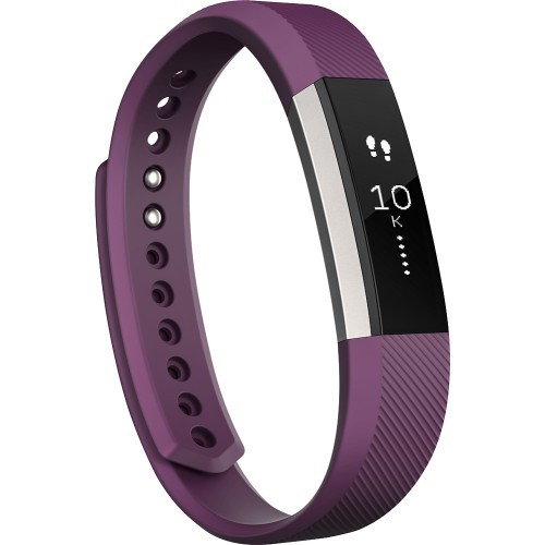 Fitbit Alta Activity Tracker, Plum Large