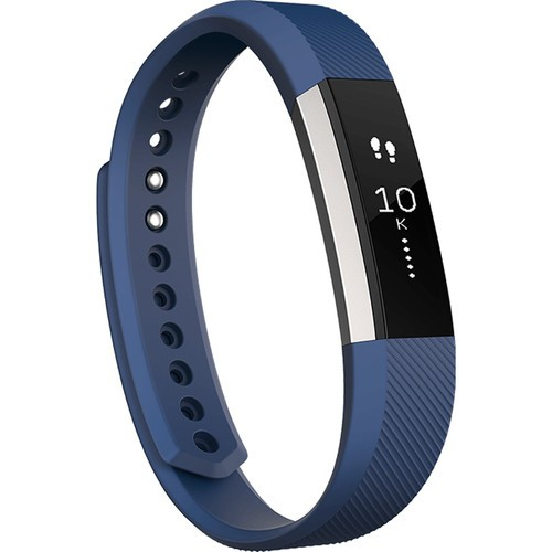 Fitbit Alta Replacement Band, Blue Large
