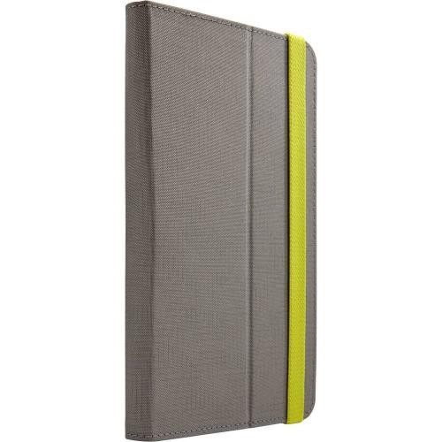 "Case Logic 7"" Grey and Lime Green Tablet Sleeve"