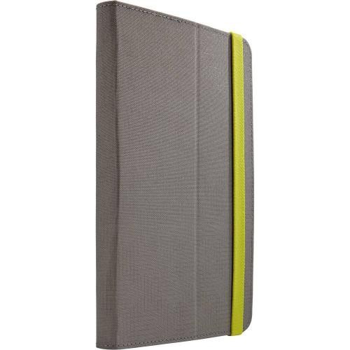 "Case Logic 8"" Grey and Lime Green Tablet Sleeve"