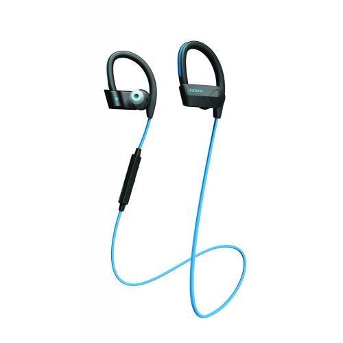 The Mizzou Store Jabra Sport Pace Blue Wireless Bluetooth Earbuds
