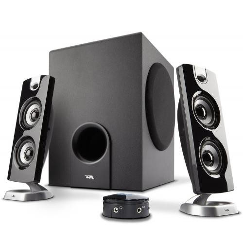 Cyber Acoustics 3-Piece Speaker System