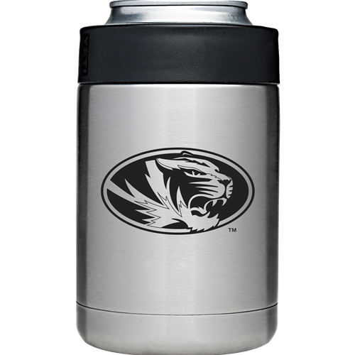 Missouri Tiger Head Yeti Rambler™ Colster Can Cover