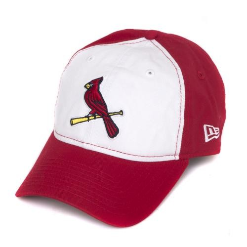 Mizzou Official MLB St. Louis Cardinals Red Adjustable Hat