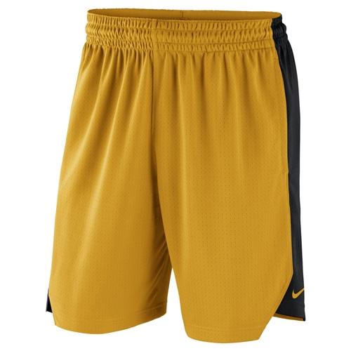 Mizzou Nike&reg 2018 Gold Basketball Shorts