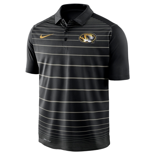 Mizzou Nike&reg 2018 Black Polo