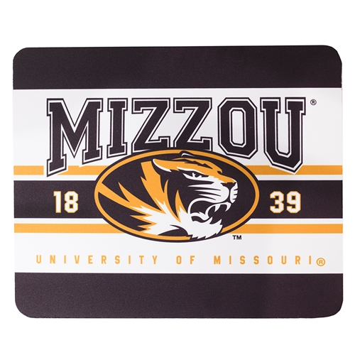 Mizzou Tiger Head Mousepad