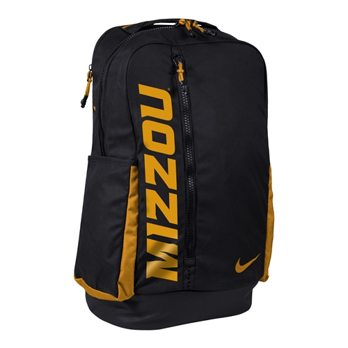 Mizzou Nike&reg 2018 Black & Gold Backpack