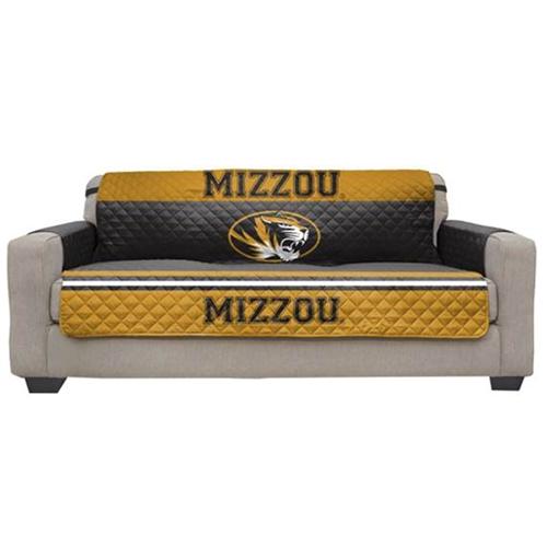 f3e9200f99 Mizzou Oval Tiger Head Sofa Cover