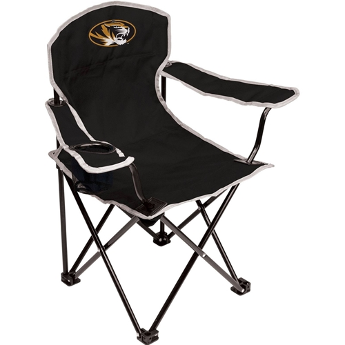 Mizzou Kids' Black Chair