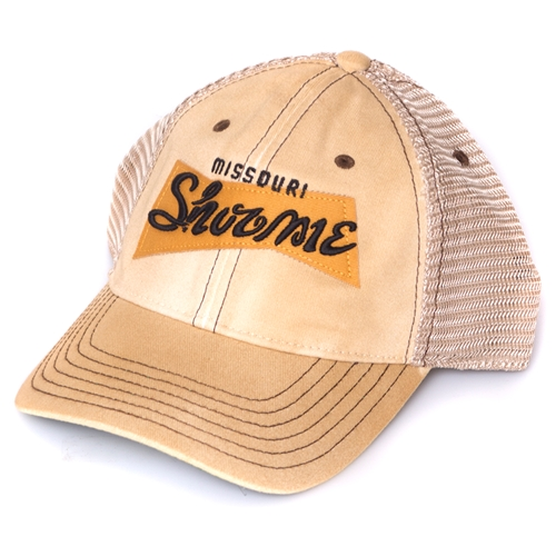 Missouri Classic Collection Show Me Tan Trucker Hat Osfa Tan