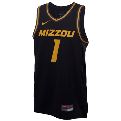 2a522181323 The Mizzou Store - Mizzou Nike reg Replica Basketball Jersey