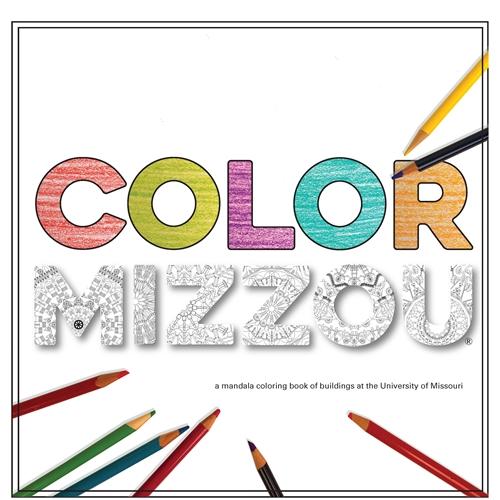 The Mizzou Store - Color Mizzou Coloring Book