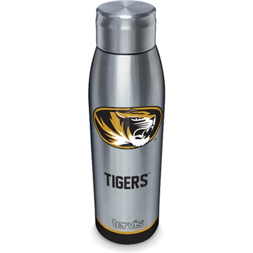 Mizzou Tigers Oval Tiger Head Tervis Water Bottle