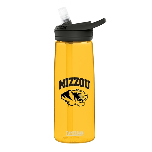 Mizzou CamelBak Gold Bottle